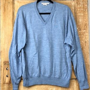 Peter Millar men's vneck sweater XXL